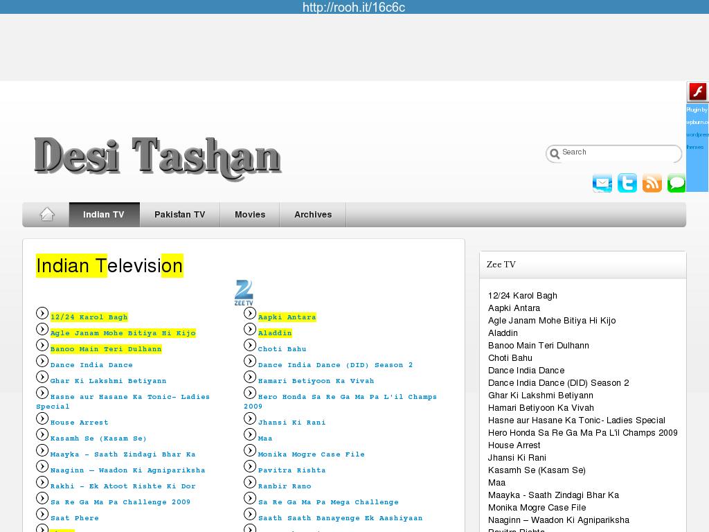 TV Serials | Desi Tashan